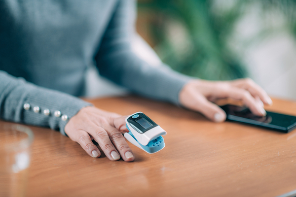 Exakt pulsmätning med pulsoximeter